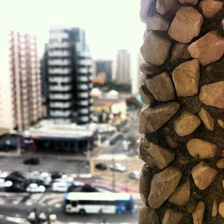 Ibis Budget Sao Paulo Paraiso: Janela