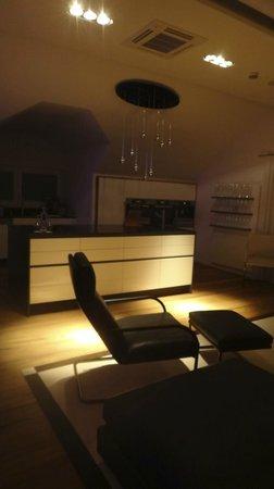 Johann Lafers Stromburg: Kitchen