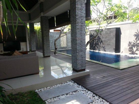 The Wolas Villas & Spa: Outdoor