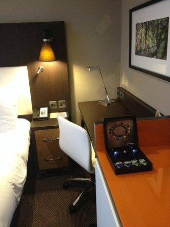 DoubleTree by Hilton London Ealing : Bedroom