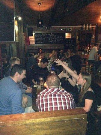 The Attic Bar: Nightlife