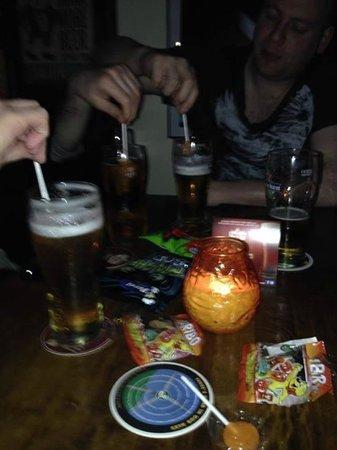 The Attic Bar: Dipping Lollies
