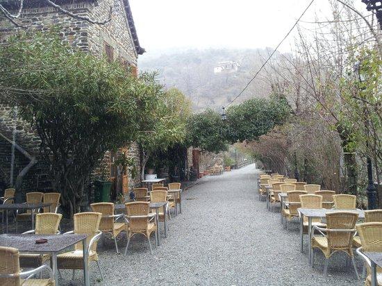 Restaurante Maitena: paisaje sensacional