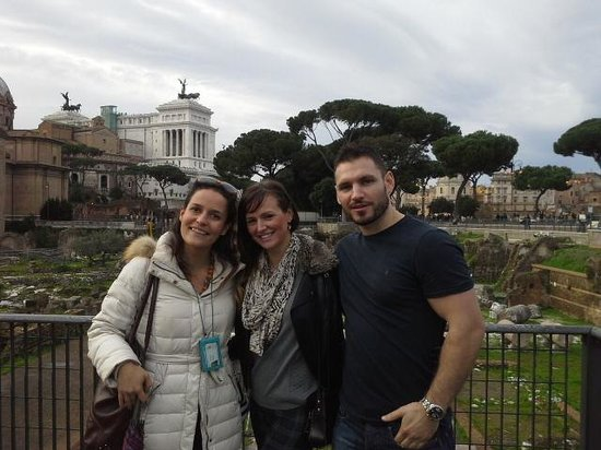 Private Tours of Rome - Vatican, Sistine Chapel and Colosseum Tours : Great Day