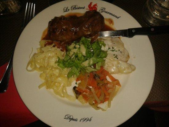 Le Bistrot Gourmand du Haut Marais: andouillette AAAAA