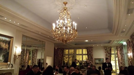 Epicure : dining room