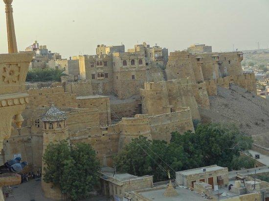 Hotel Garh Jaisal Haveli: Amazing fort