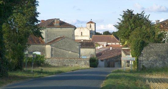 Charente-Maritime, France : Gourvillette