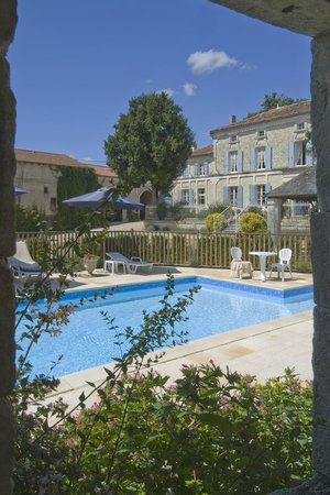 Charente-Maritime, France : from Jacuzzi
