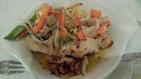 Dom Capito: Bacalhau - Traditional Portuguese Cod
