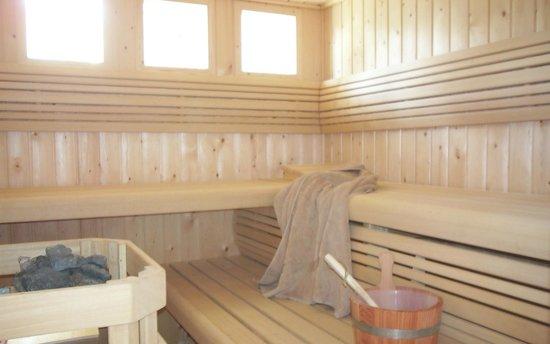 Charente-Maritime, France : Sauna