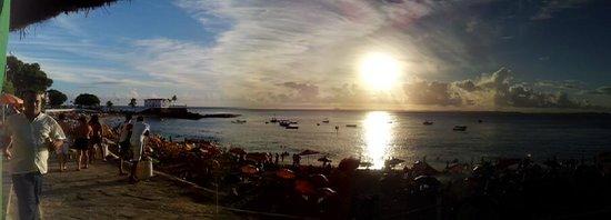 Grande Hotel Da Barra: la mejor puesta de sol vista de mi habitacion