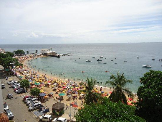 Grande Hotel Da Barra: sin lugar a dudas desde el hotel la mejor vista