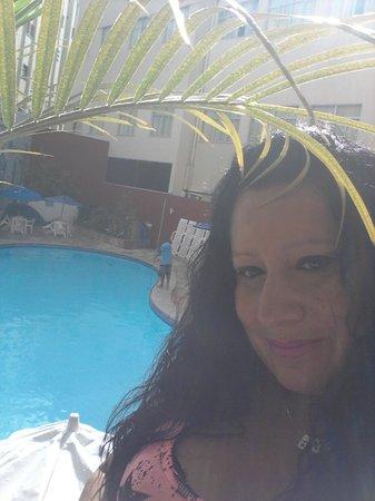 Grande Hotel Da Barra: la piscina mas grande y limpia una esquisitez