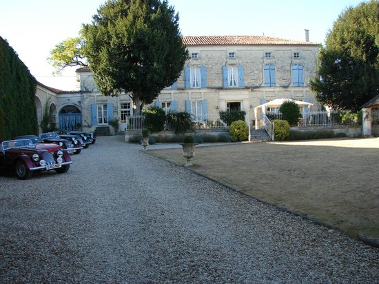 Charente-Maritime, France : Le Manoir