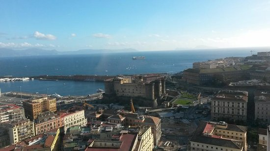 NH Napoli Ambassador: Il panorama dalla nostra stanza
