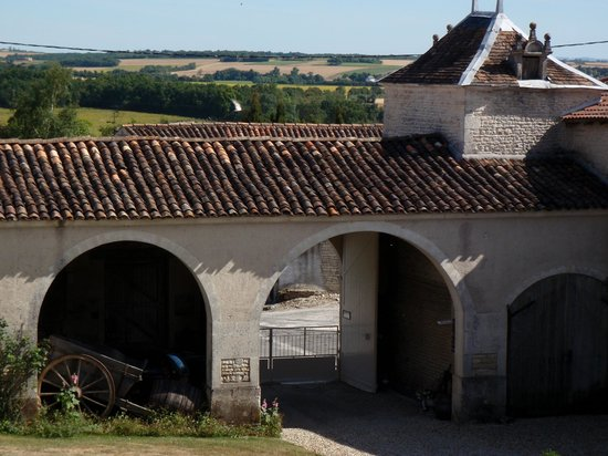 Charente-Maritime, France: countryside view