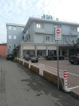 Hotel Rosa: Отель