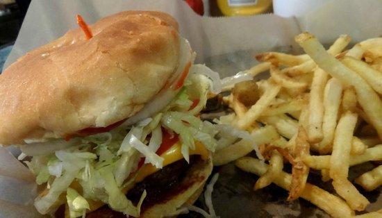 Baha Burger
