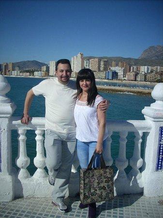 Hotel Rural Restaurante El Yantar de Gredos: Gema y Juan