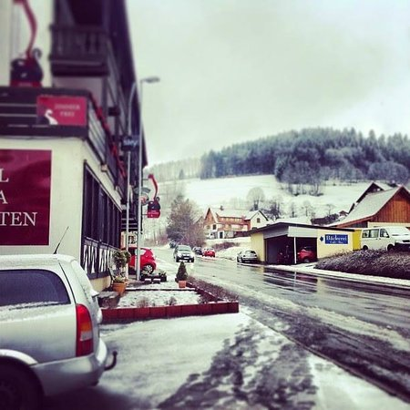 Hotel Schwanen : Вход в отель