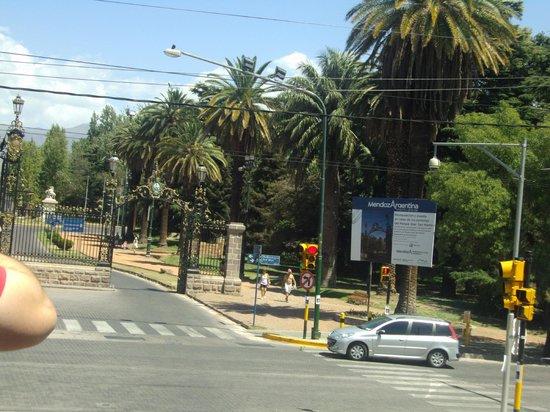 Parque General San Martin : Portones