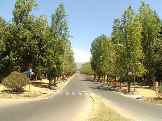 Parque General San Martin : Parque General San Martín
