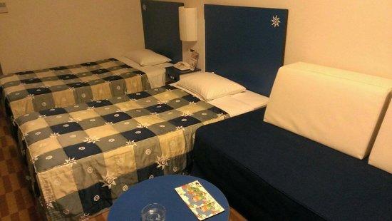 Hotel Kintetsu Universal City: ツインルーム