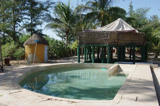 Djidjack : La piscine