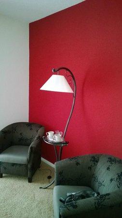 Hotel Waldfrieden: kleines Zimmer