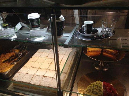 Vila Preseren: Sweet and coffe
