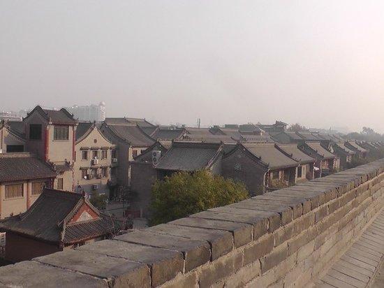 Xi'an City Wall (Chengqiang): House View