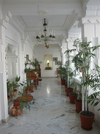 "Jagat Niwas Palace Hotel: the ""Haveli"" experience"