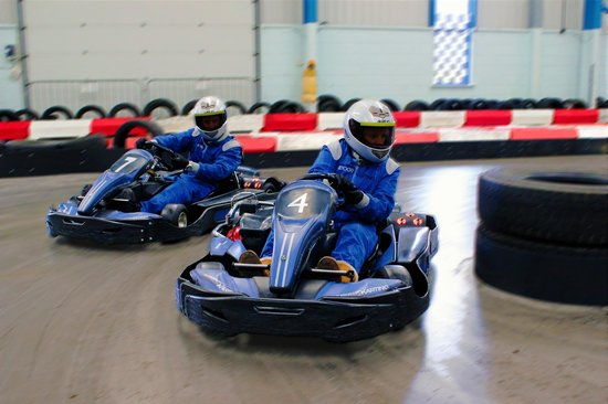 Scarborough Indoor Karting Ltd