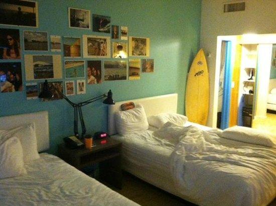 "Postcard Inn on the Beach: "" Our Room ""  $ 170.00 a nite"