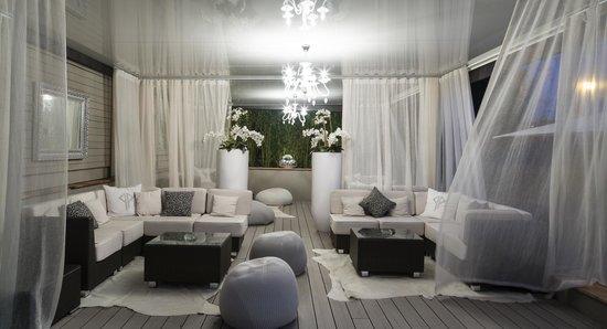 Paloma : L'espace lounge