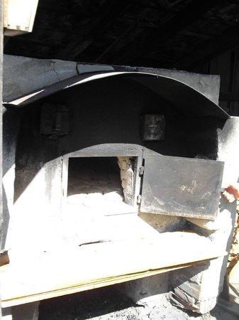 Lahnerhof: l'antico forno