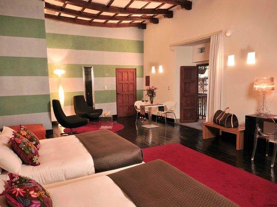 Casa Cartagena Boutique Hotel & Spa: Master Room