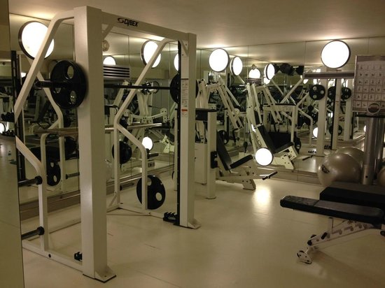 Mercure Istanbul City Bosphorus Hotel: Gym 1