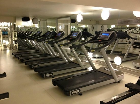 Mercure Istanbul City Bosphorus Hotel: Gym 7