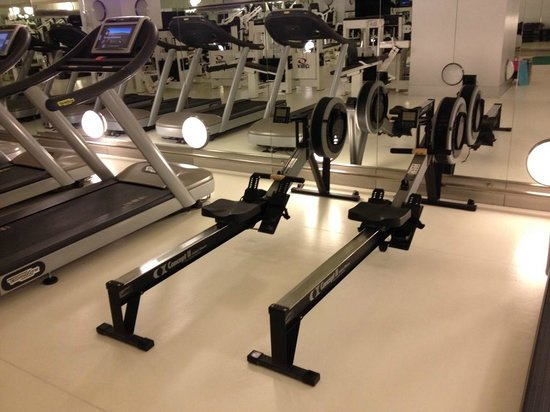 Mercure Istanbul City Bosphorus Hotel: Gym 2