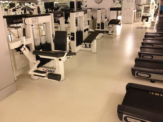 Mercure Istanbul City Bosphorus Hotel: Gym 5