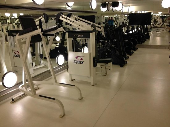 Mercure Istanbul City Bosphorus Hotel: Gym 4