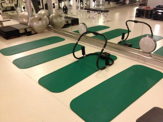 Mercure Istanbul City Bosphorus Hotel: Gym 8