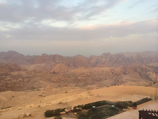 Petra Marriott Hotel: View from our room
