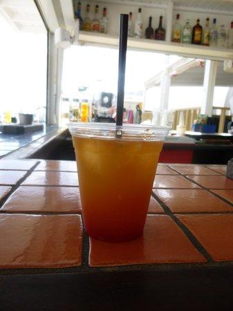 Le String Beach : cocktail