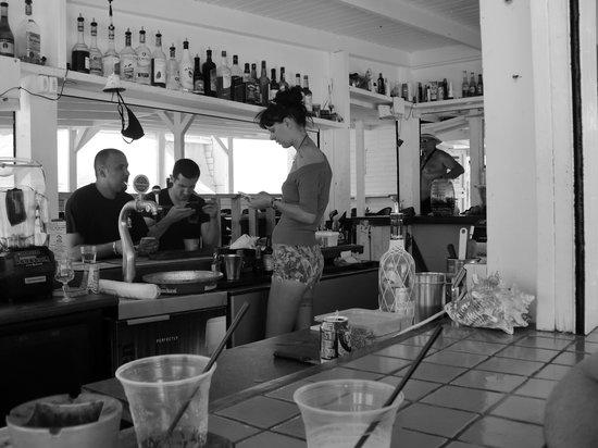 Le String Beach : Le String bar