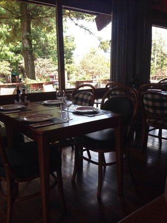 El Fuego Restaurante: Ambiente