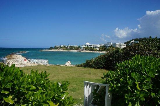 Grand Palladium Lady Hamilton Resort & Spa : vue mer