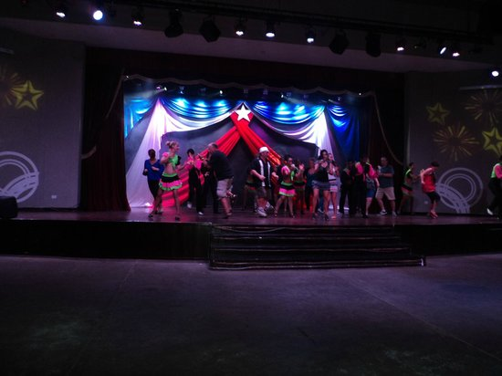 Hotel Cayo Santa Maria : on stage